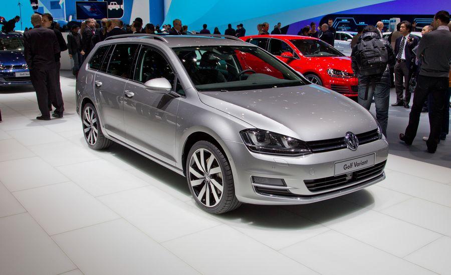 2015 Volkswagen Golf Variant / SportWagen