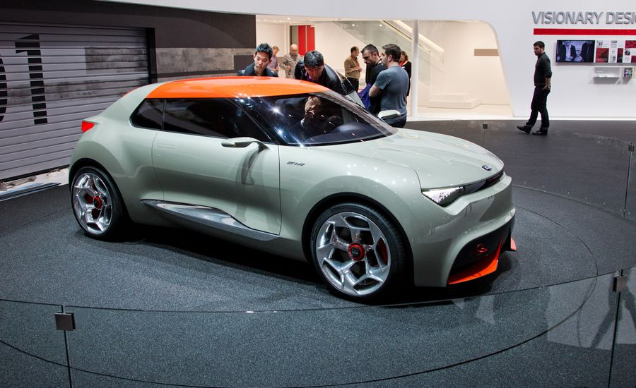 Kia Provo Concept: The Funky-Fresh Hybrid You Didn't Know You Wanted
