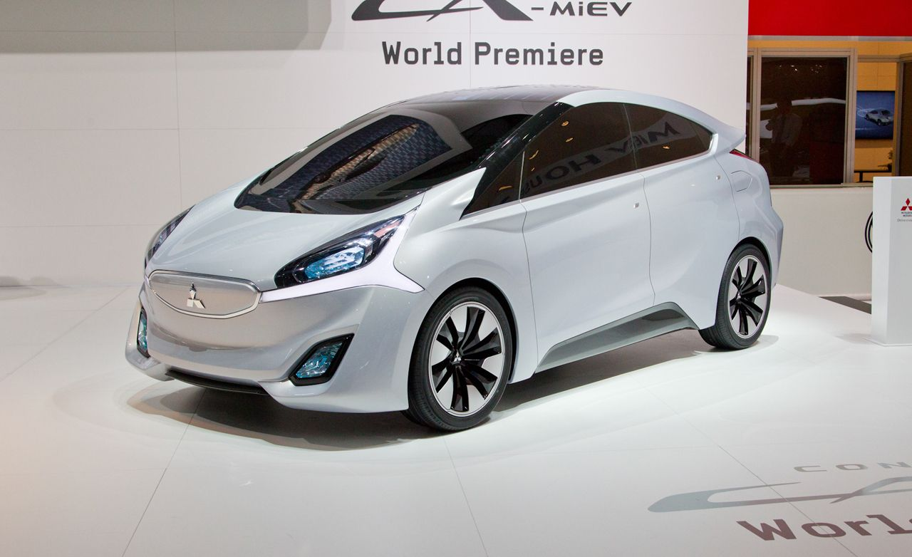 Mitsubishi CA MiEV Concept