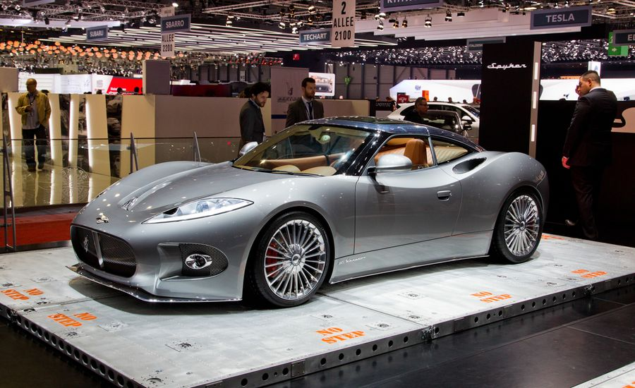 Spyker B6 Venator Concept News Car And Driver