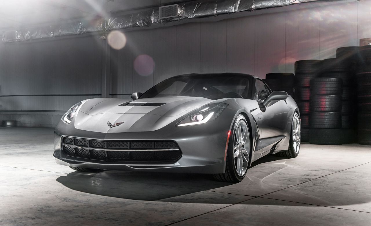 2014 Chevrolet Corvette Stingray In Depth With The People