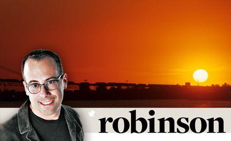 Aaron Robinson: Battling Government, Detroit Bridge Raises National Issues
