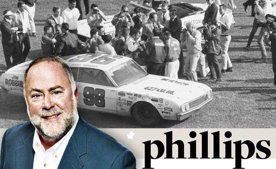 John Phillips: On the Recently Departed Chris Economaki