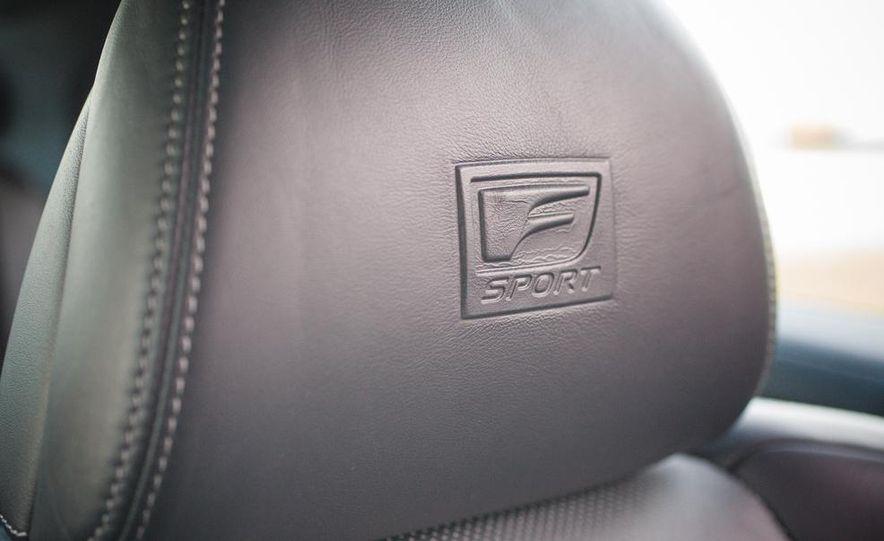 2013 Lexus LS460 F Sport - Slide 52