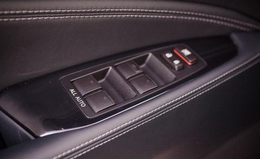 2013 Lexus LS460 F Sport - Slide 51