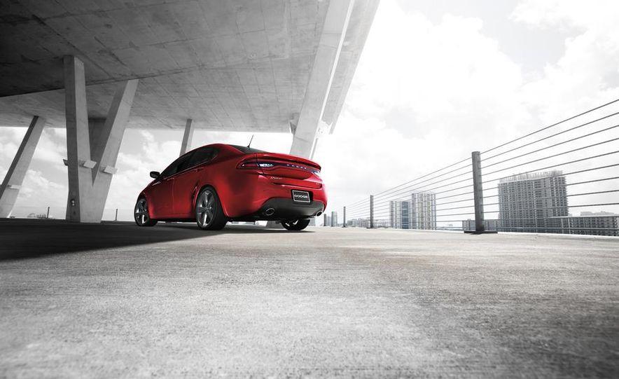 2013 Dodge Dart GT - Slide 9