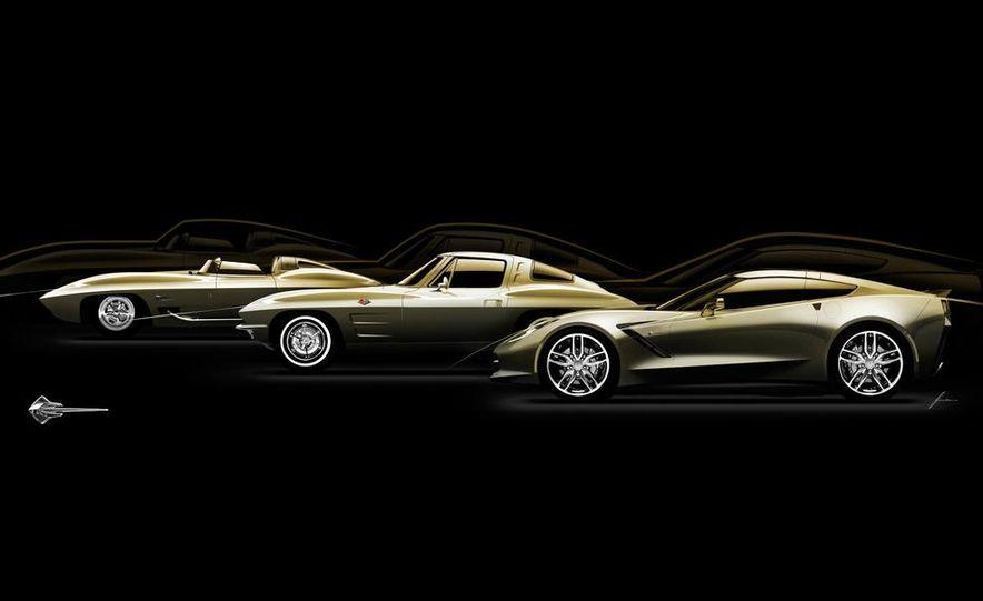 2014 Chevrolet Corvette Stingray - Slide 66