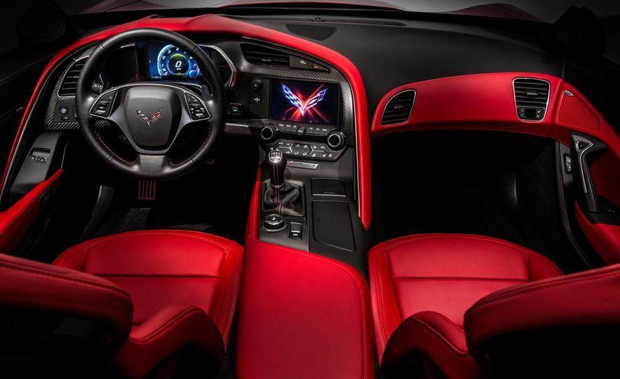 2014 Chevrolet Corvette Stingray - Slide 43