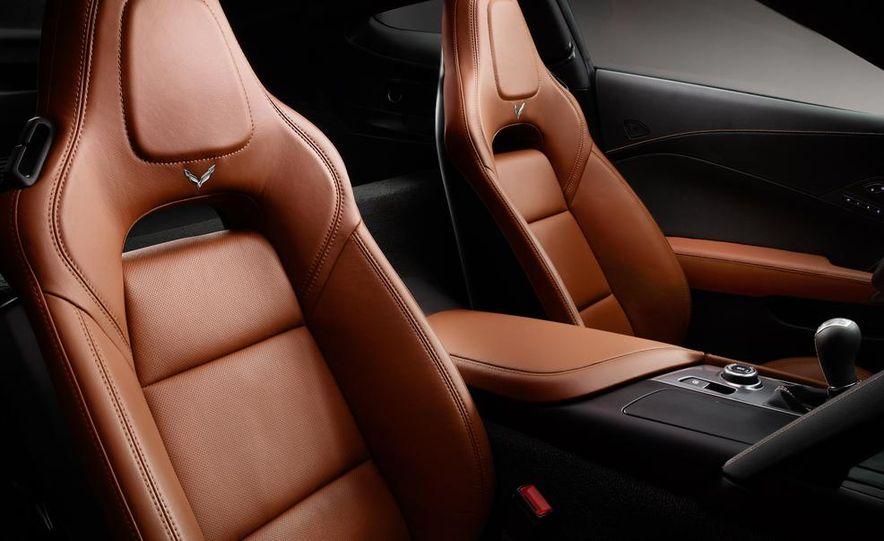 2014 Chevrolet Corvette Stingray - Slide 57