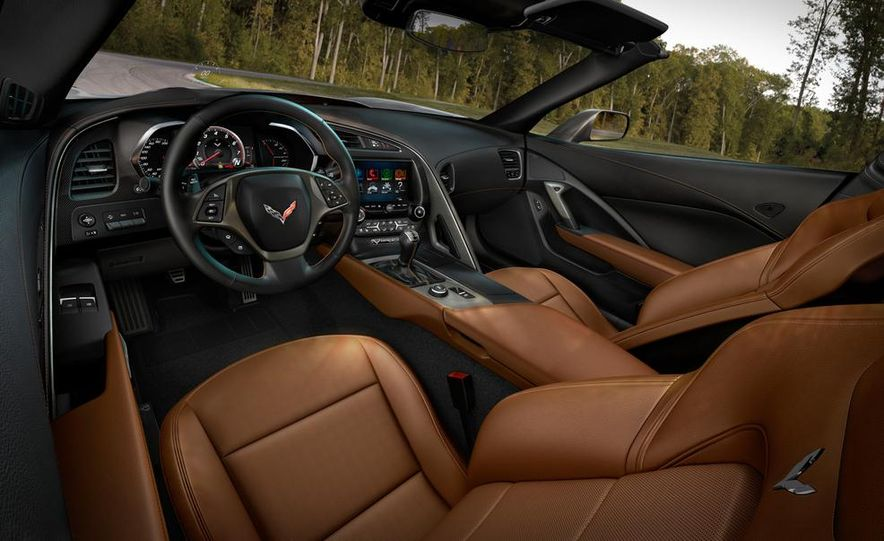 2014 Chevrolet Corvette Stingray - Slide 58