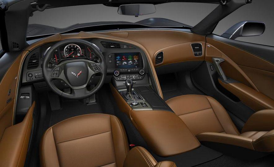 2014 Chevrolet Corvette Stingray - Slide 60