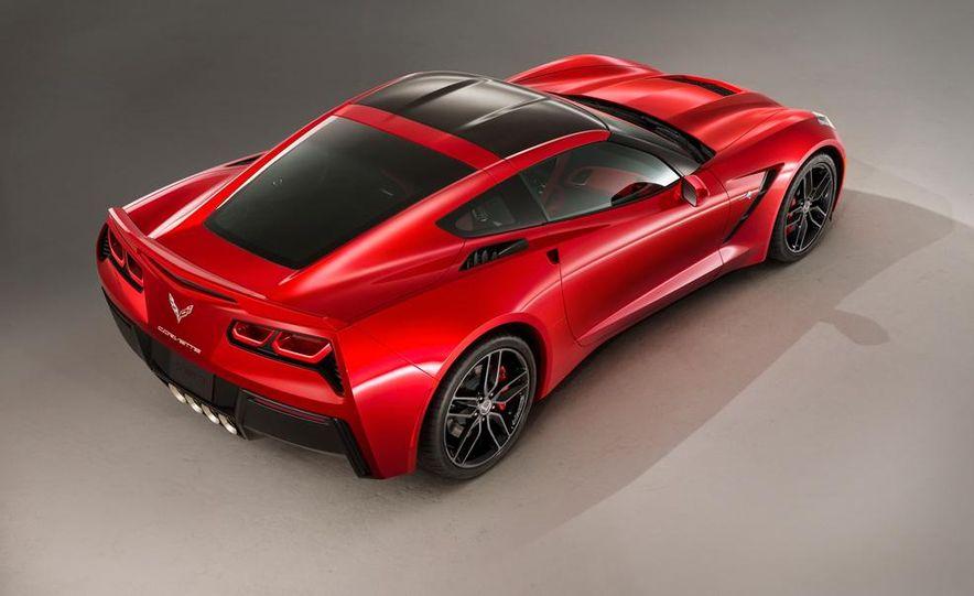 2014 Chevrolet Corvette Stingray - Slide 36