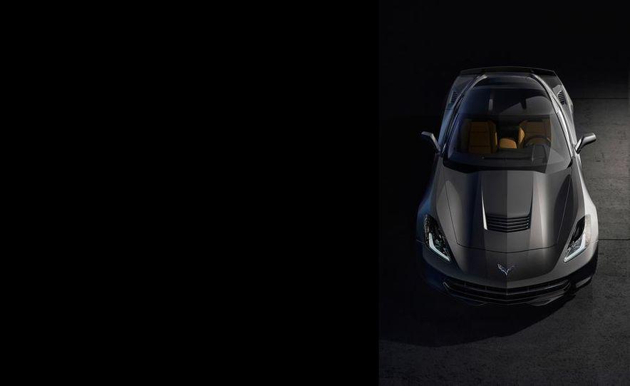 2014 Chevrolet Corvette Stingray - Slide 55