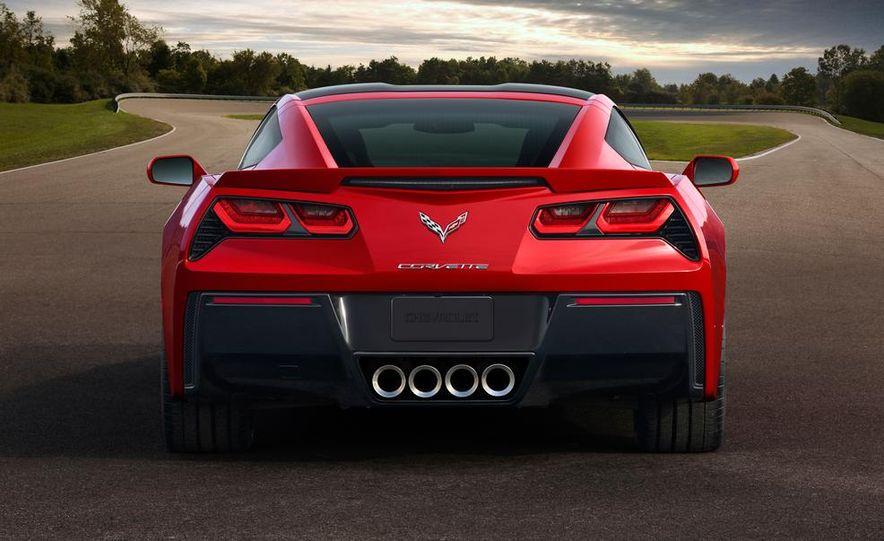 2014 Chevrolet Corvette Stingray - Slide 40