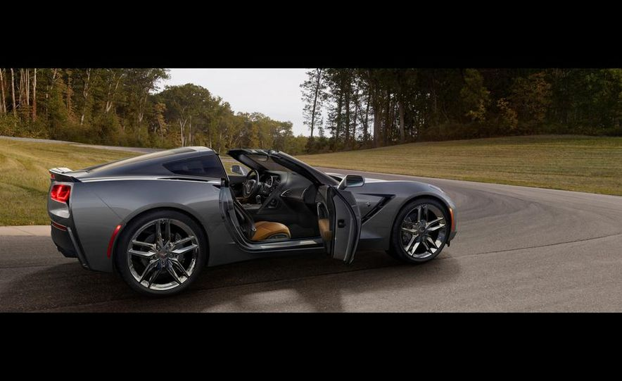 2014 Chevrolet Corvette Stingray - Slide 47