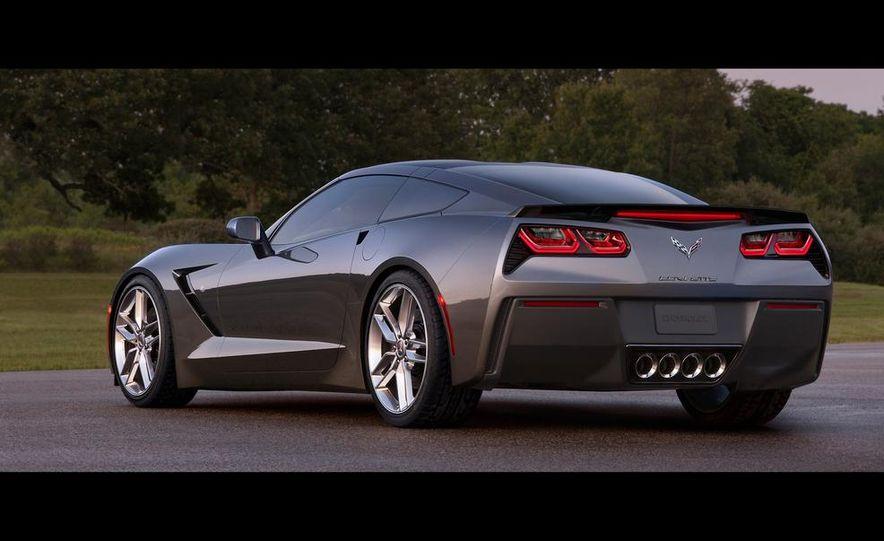 2014 Chevrolet Corvette Stingray - Slide 48