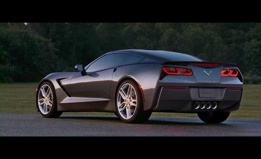 2014 Chevrolet Corvette Stingray - Slide 49