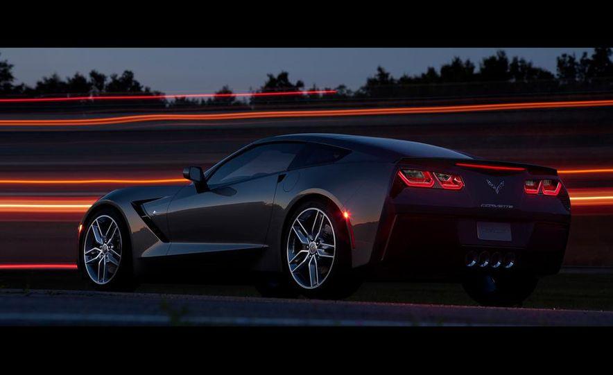 2014 Chevrolet Corvette Stingray - Slide 50