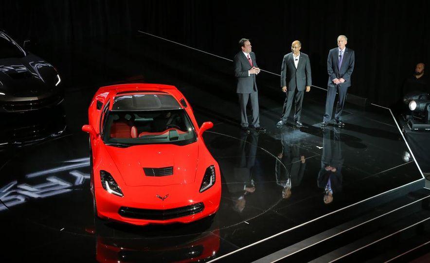 2014 Chevrolet Corvette Stingray - Slide 10