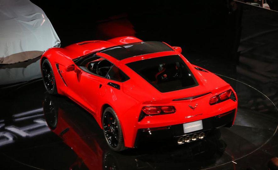2014 Chevrolet Corvette Stingray - Slide 18