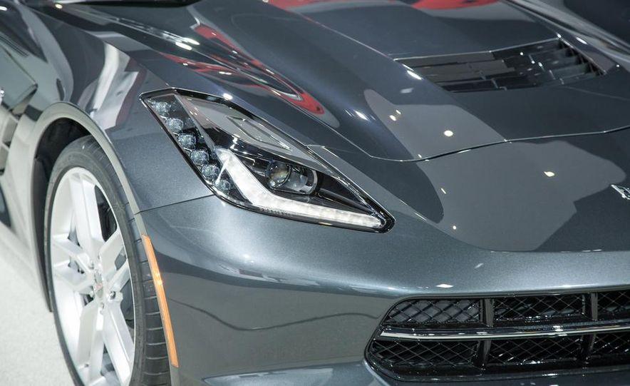 2014 Chevrolet Corvette Stingray - Slide 4