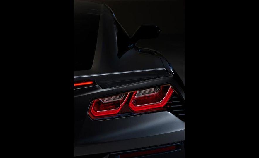 2014 Chevrolet Corvette Stingray - Slide 53