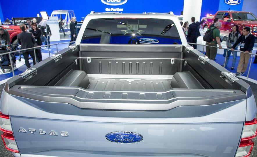 Ford Atlas concept - Slide 14