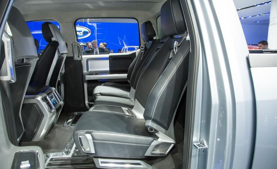 Ford Atlas concept - Slide 21