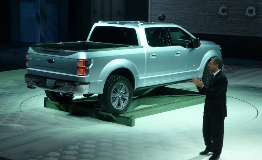 Ford Atlas concept - Slide 25