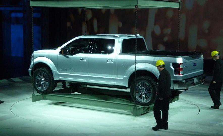 Ford Atlas concept - Slide 28