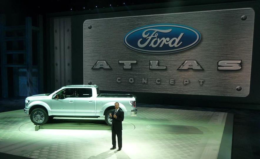 Ford Atlas concept - Slide 29