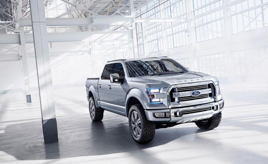 Ford Atlas concept - Slide 32