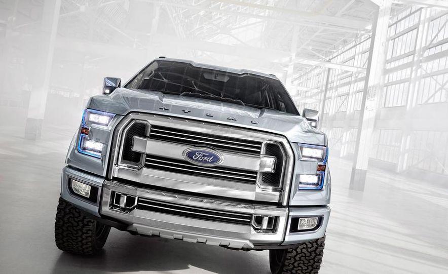 Ford Atlas concept - Slide 38