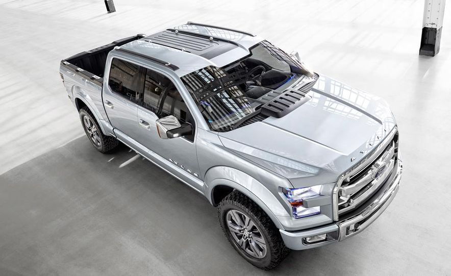 Ford Atlas concept - Slide 42