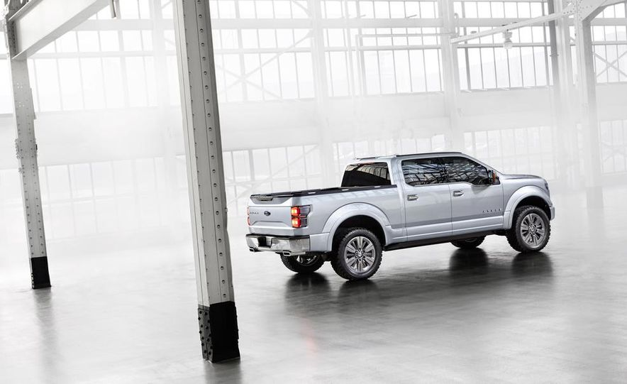 Ford Atlas concept - Slide 44
