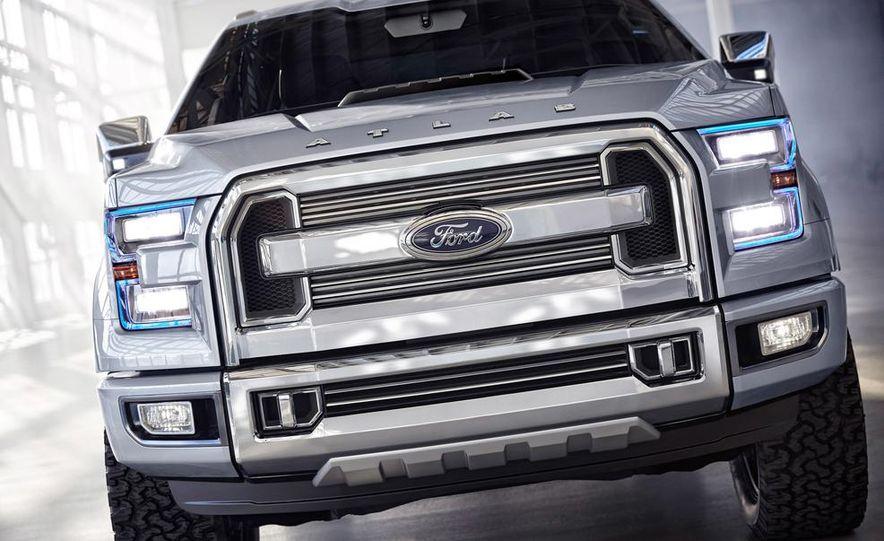 Ford Atlas concept - Slide 47