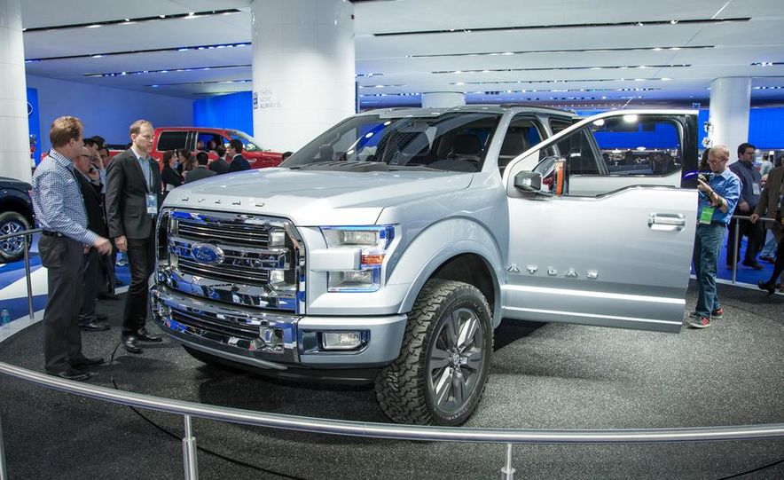 Ford Atlas concept - Slide 4