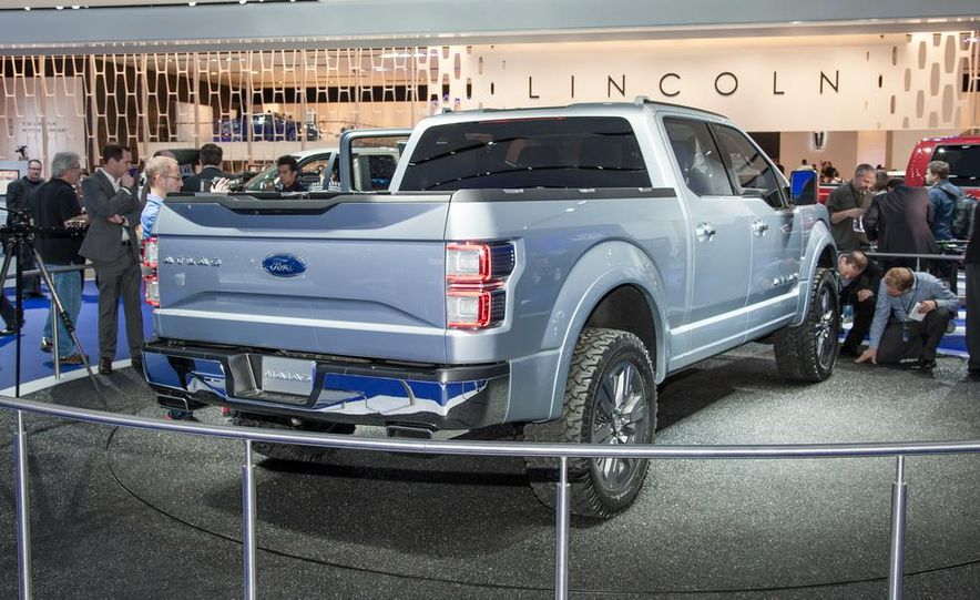 Ford Atlas concept - Slide 6