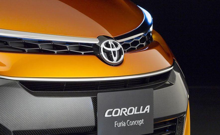 Toyota Furia concept - Slide 27