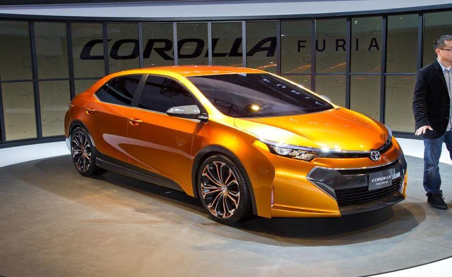 Toyota Furia concept - Slide 1