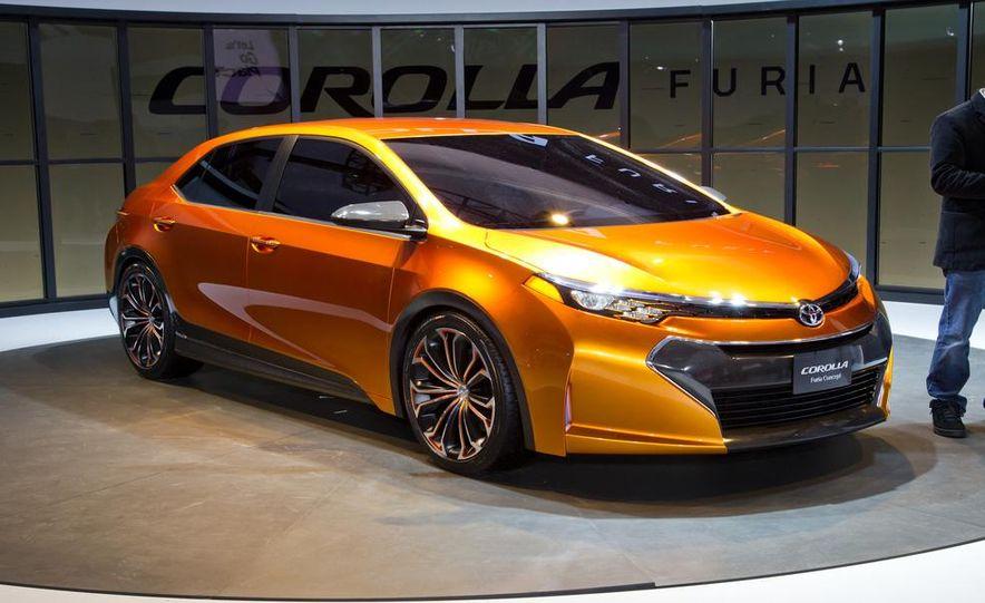 Toyota Furia concept - Slide 2