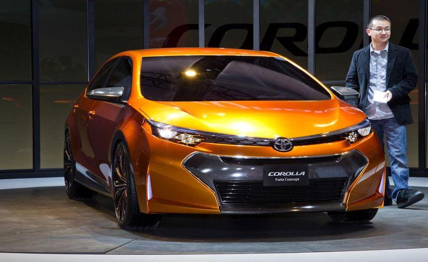 Toyota Furia concept - Slide 3