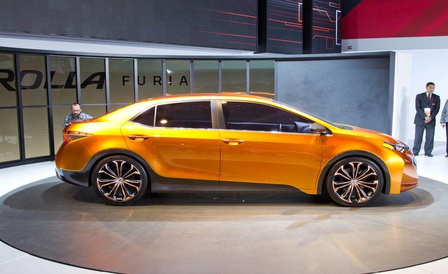 Toyota Furia concept - Slide 5