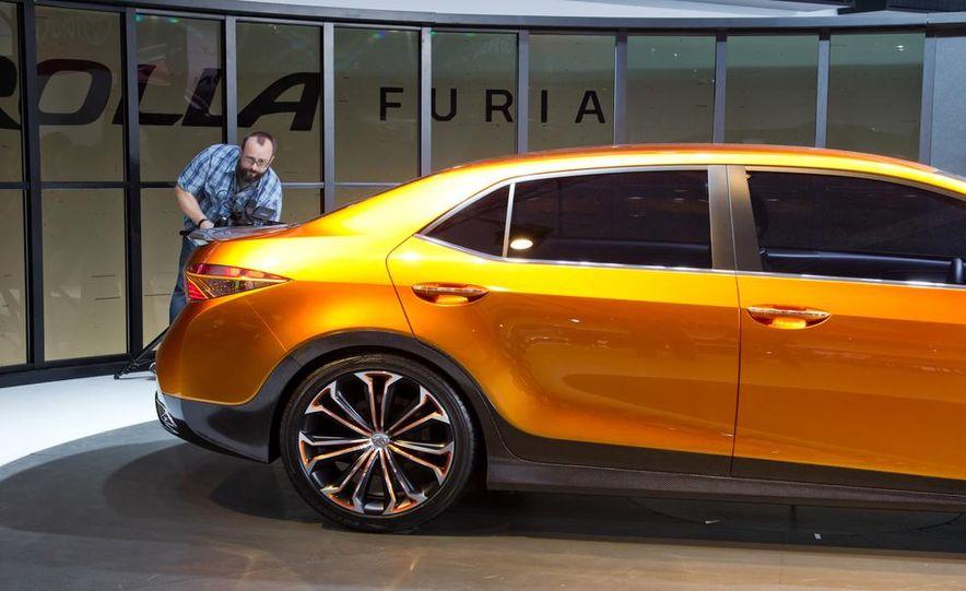 Toyota Furia concept - Slide 9