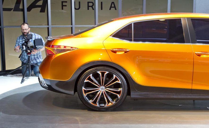 Toyota Furia concept - Slide 11