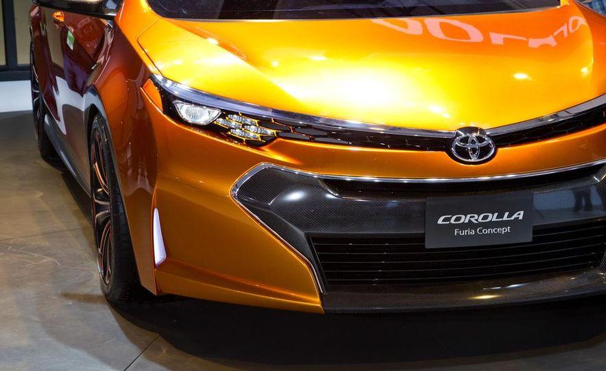 Toyota Furia concept - Slide 12