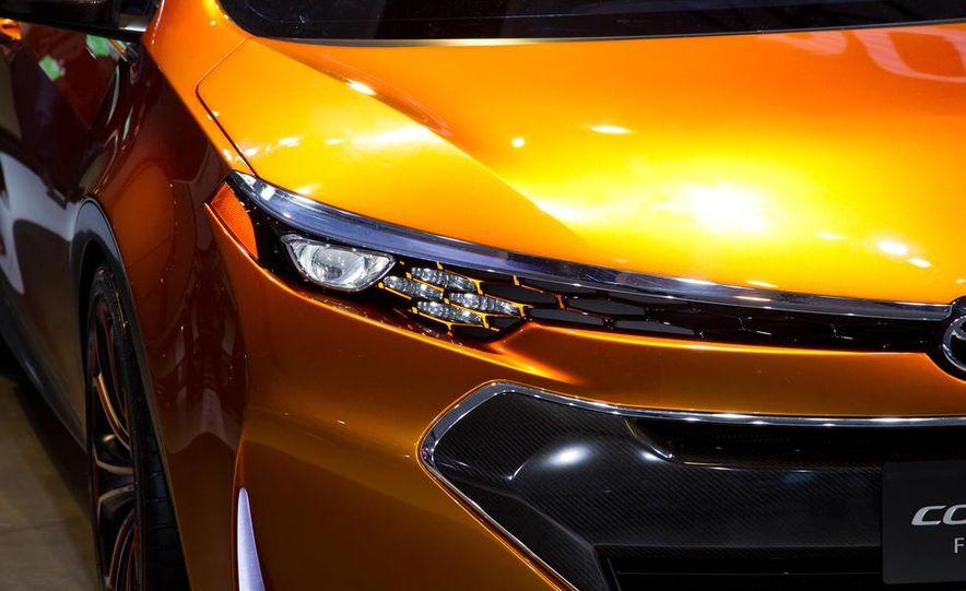 Toyota Furia concept - Slide 13