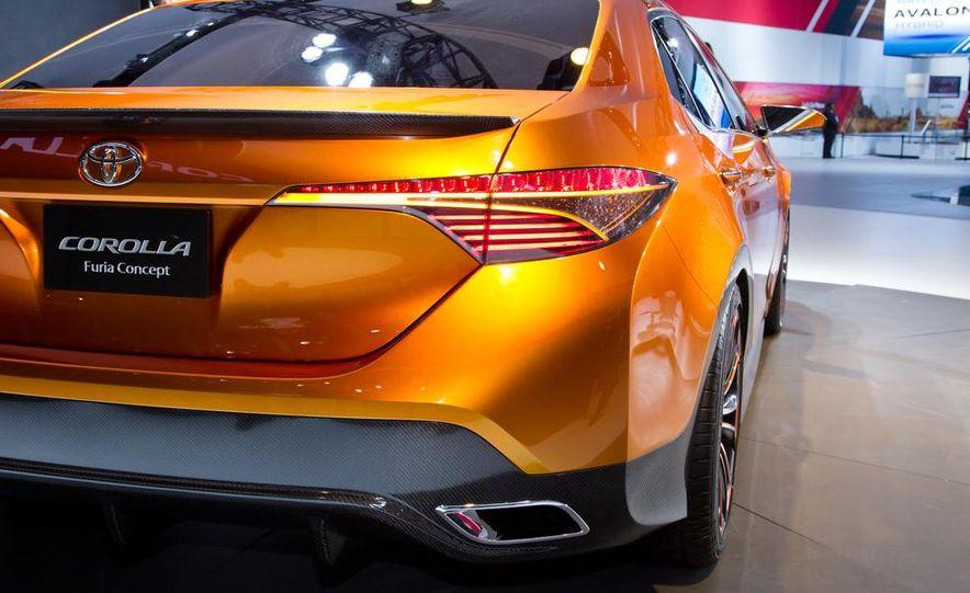 Toyota Furia concept - Slide 15