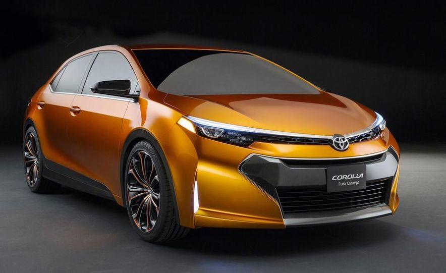 Toyota Furia concept - Slide 17