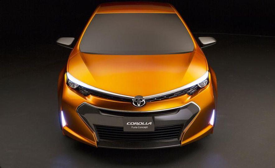 Toyota Furia concept - Slide 20